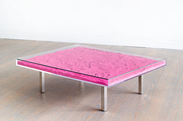 Table Monopink™ by Yves Klein 4