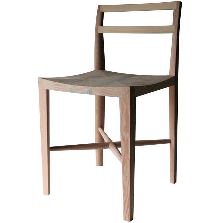 Quarter Round Side Chair By Christopher Kurtz At 1stdibs