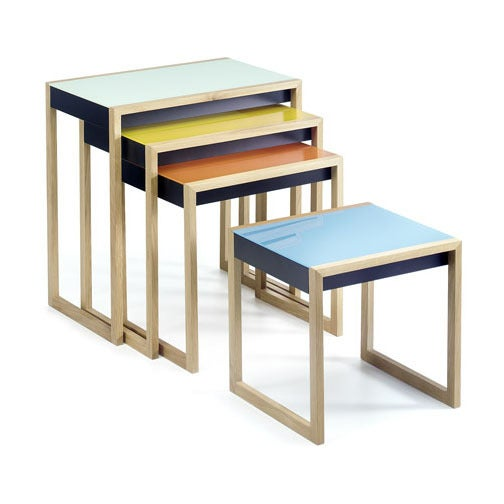 Nesting Tables nesting tablesjosef albers at 1stdibs