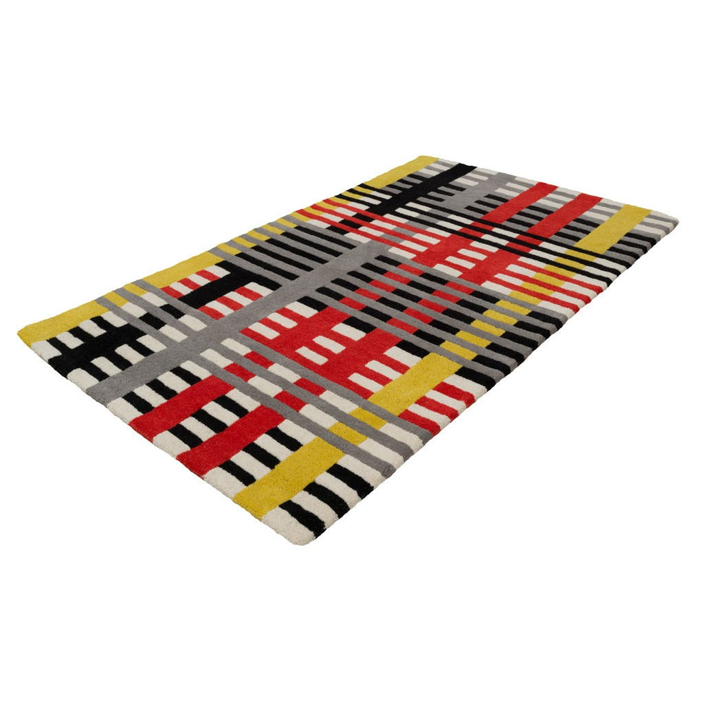 study rug by anni albers for sale at 1stdibs. Black Bedroom Furniture Sets. Home Design Ideas