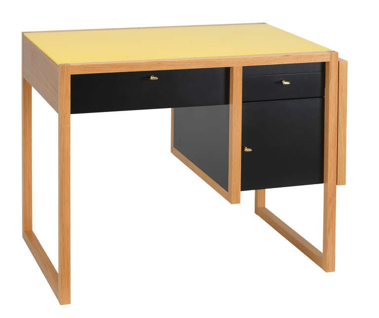 Home Albers By Design: Writing Desk By Josef Albers At 1stdibs