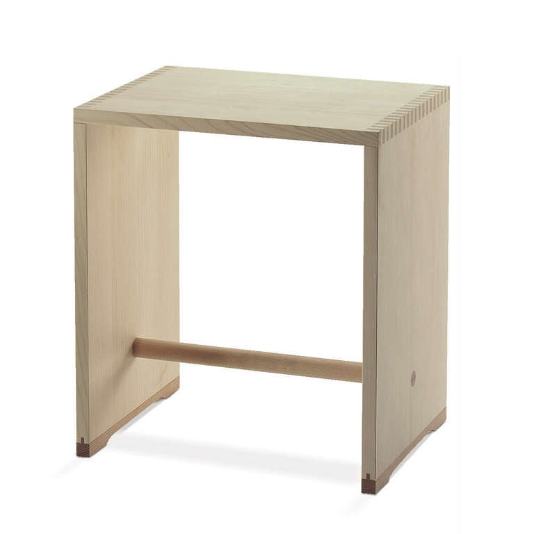 ulm stool by max bill for sale at 1stdibs. Black Bedroom Furniture Sets. Home Design Ideas