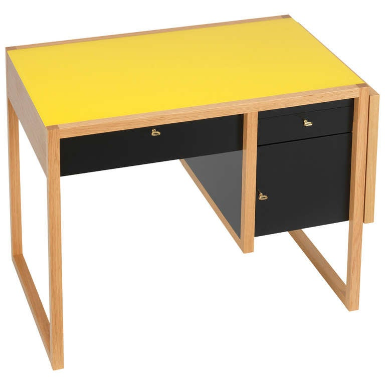 writing desk by josef albers at 1stdibs