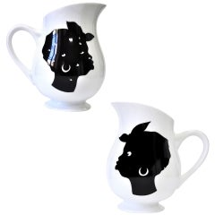 Pitcher by Kara Walker