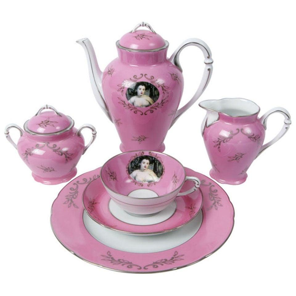 Tea Service by Cindy Sherman