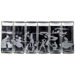 Canisters by Kara Walker