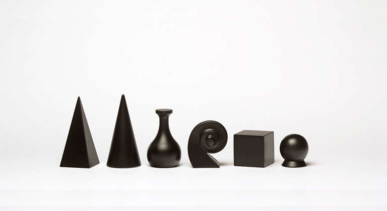 Chess Set with Board by Man Ray In New Condition For Sale In Jersey City, NJ