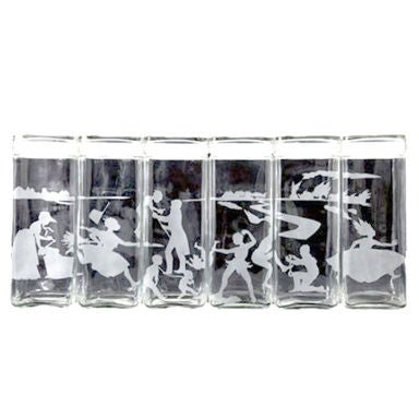 """Canisters"" by Kara Walker"