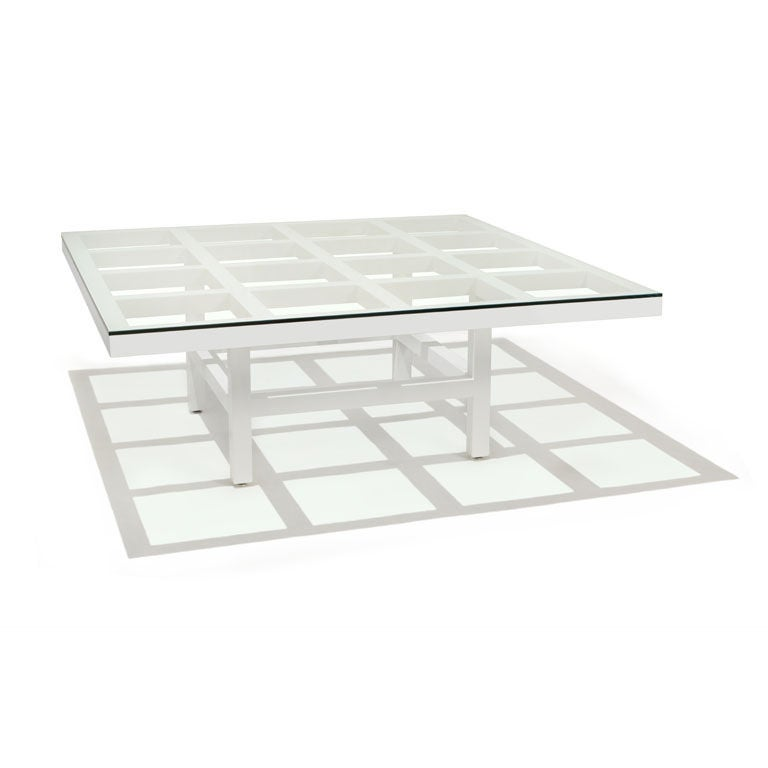 Coffee Table By Sol Lewitt For Sale At 1stdibs