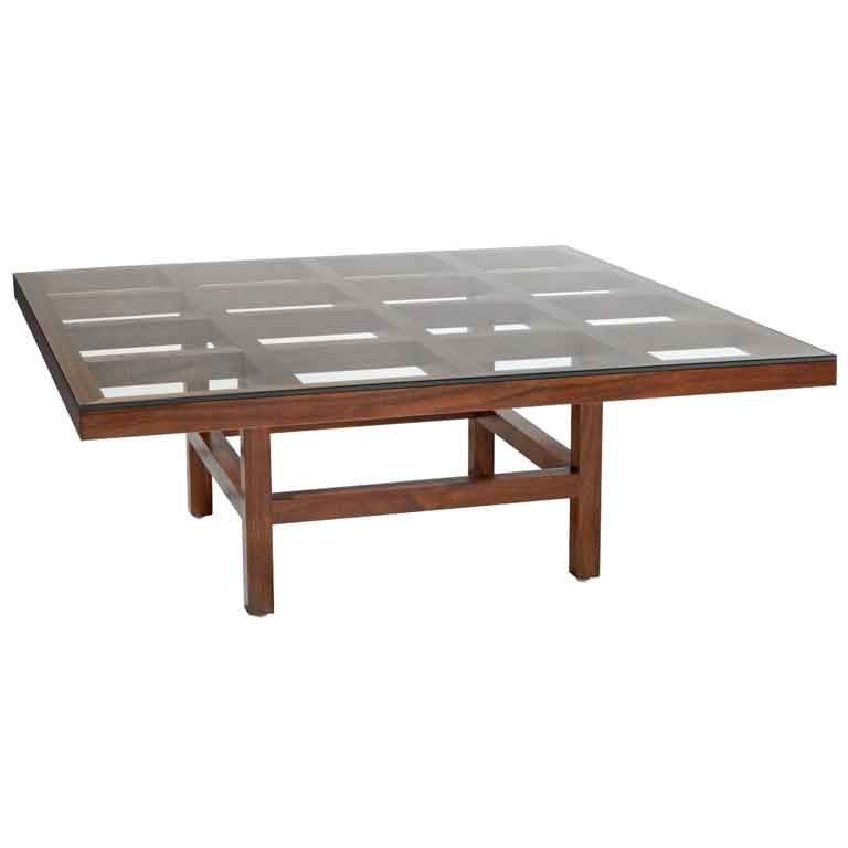 Coffee Table by Sol LeWitt For Sale