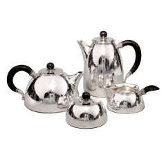 Georg Jensen Cactus Tea and Coffee Set