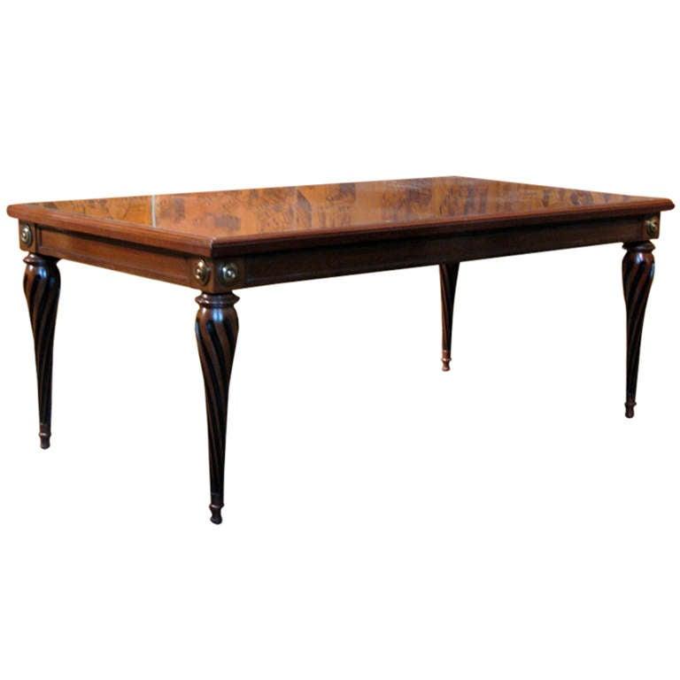 Maison Jansen Style Coffee Table