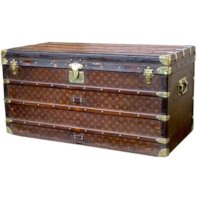 Lv Trunk Coffee Table