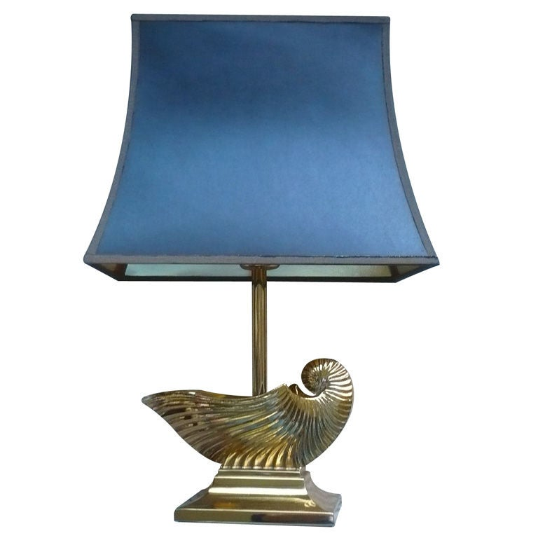 Bouillotte Lamp By Maison Charles In Gold Bronze