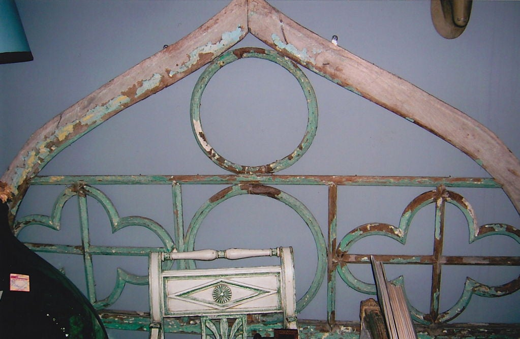 Painted French Headboards image 3