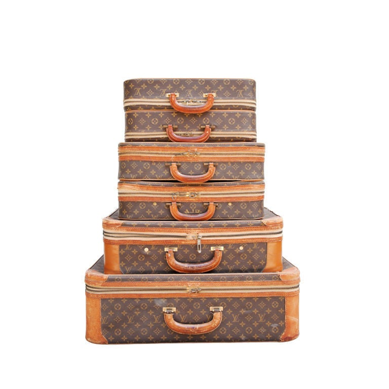 Three Louis Vuitton Cases At 1stdibs