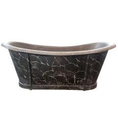 Metal Bathroom Fixtures