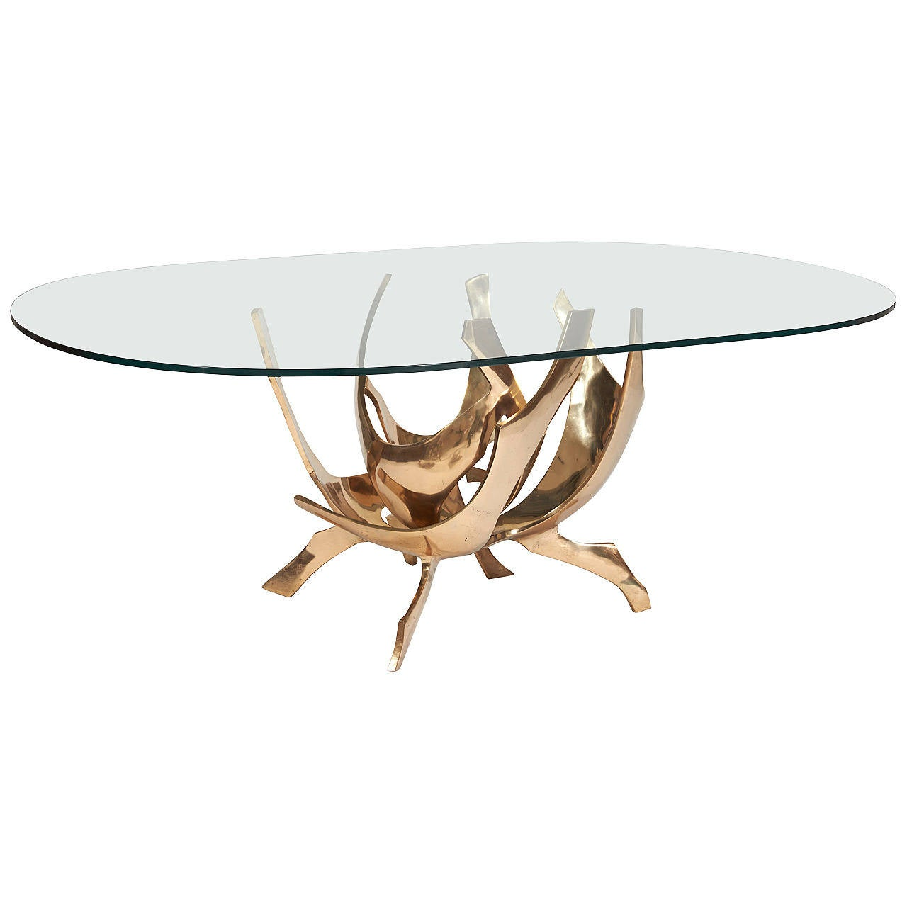 Dining room table by Fred Brouard at 1stdibs : 1698492l from www.1stdibs.com size 1280 x 1280 jpeg 60kB