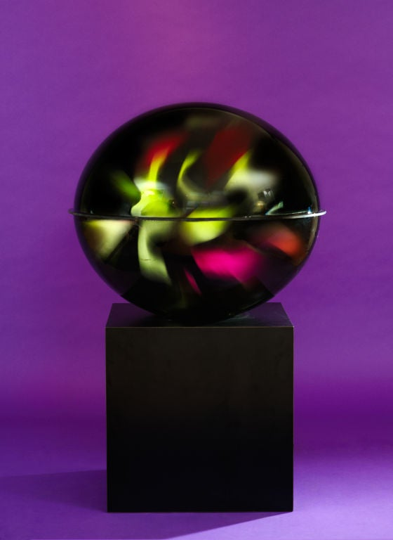 Kinetic sculpture by Edmond Vernassa at 1stdibs
