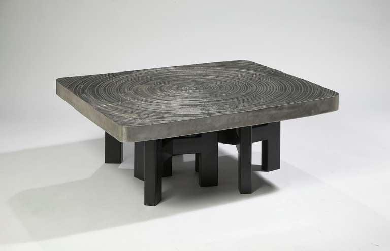 """Coffee table """"Goutte d'eau"""" 2"""
