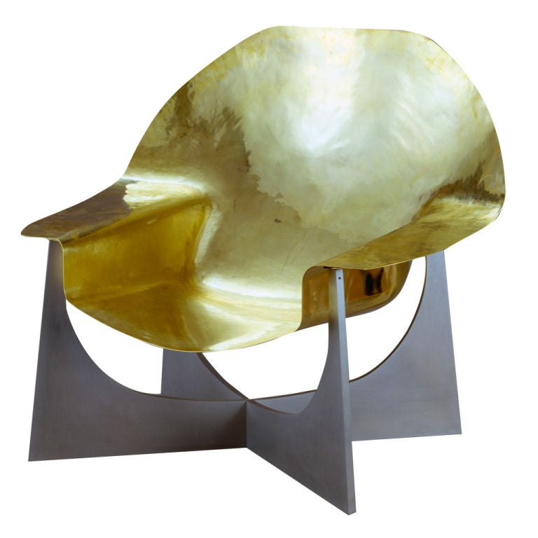 Armchair by Philippe Hiquily