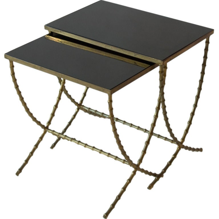 8938 1289699026 1 for Glass top nesting tables