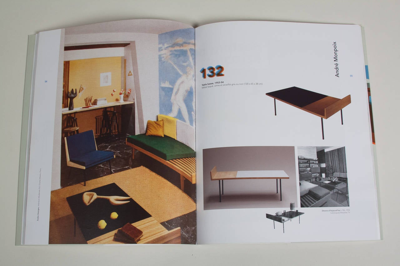 meubles tv editeur d 39 avant garde 1952 1959 book at 1stdibs. Black Bedroom Furniture Sets. Home Design Ideas