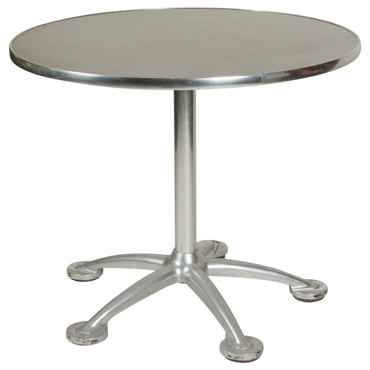 Aluminium Bistro Table San Cast Aluminum 30