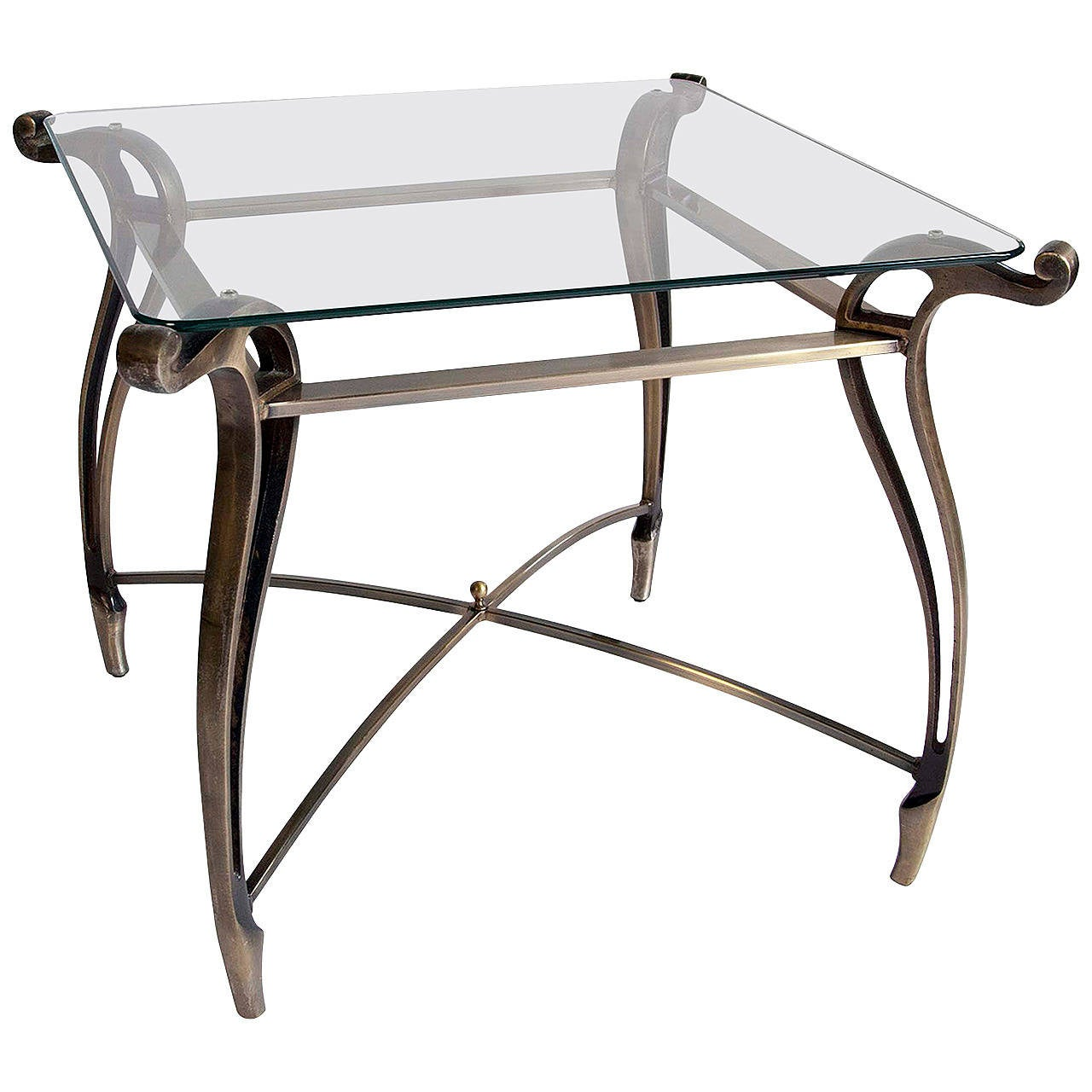 Bronze Occasional Table At 1stdibs
