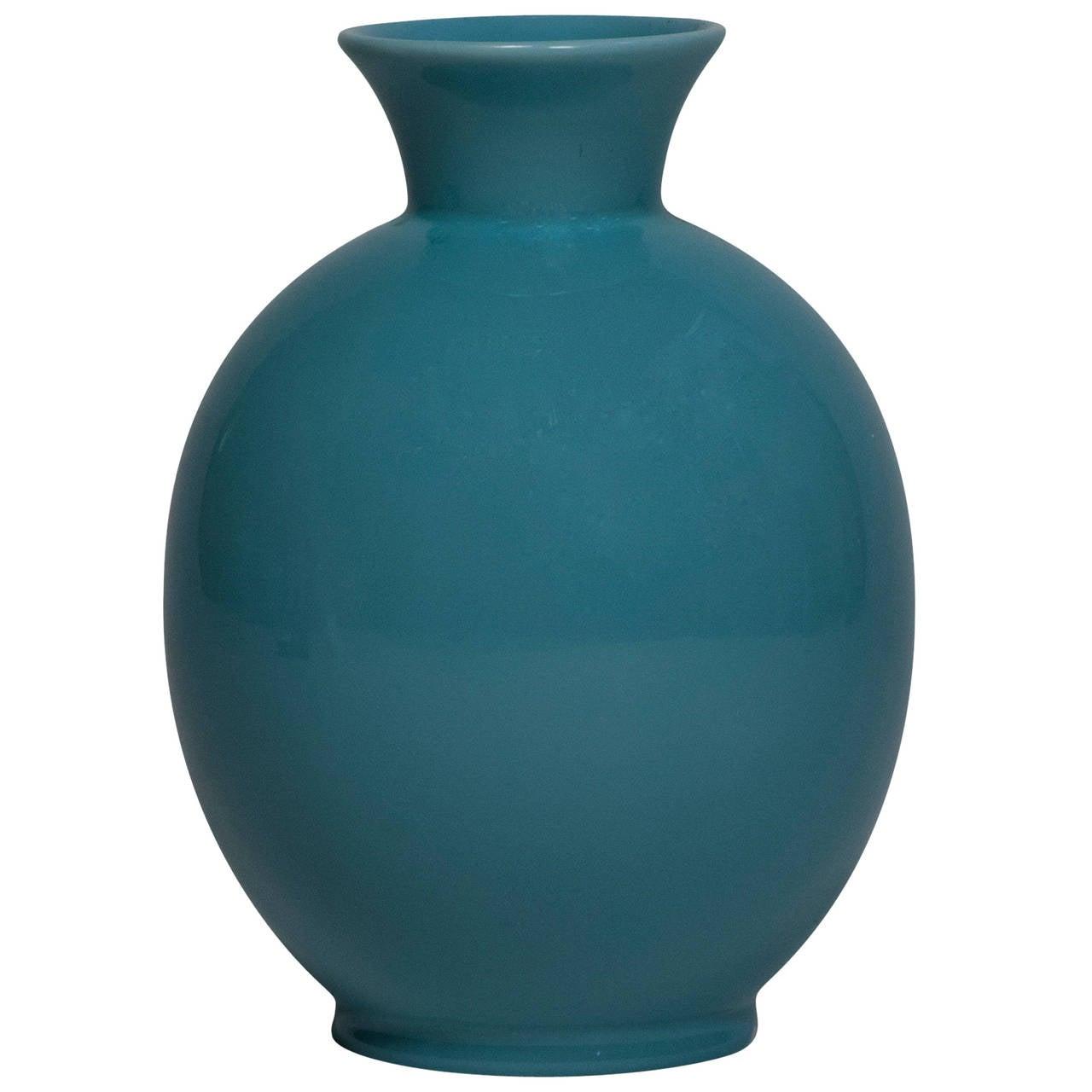 villeroy and boch ceramic vase at 1stdibs. Black Bedroom Furniture Sets. Home Design Ideas