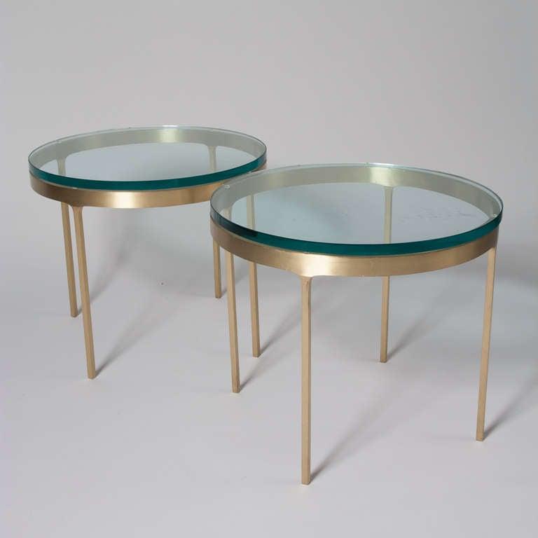 Bronze Tables - 18K Gold Gild Bronze Table - BT-172 - Fine