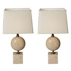 Maison Barbier Table Lamps