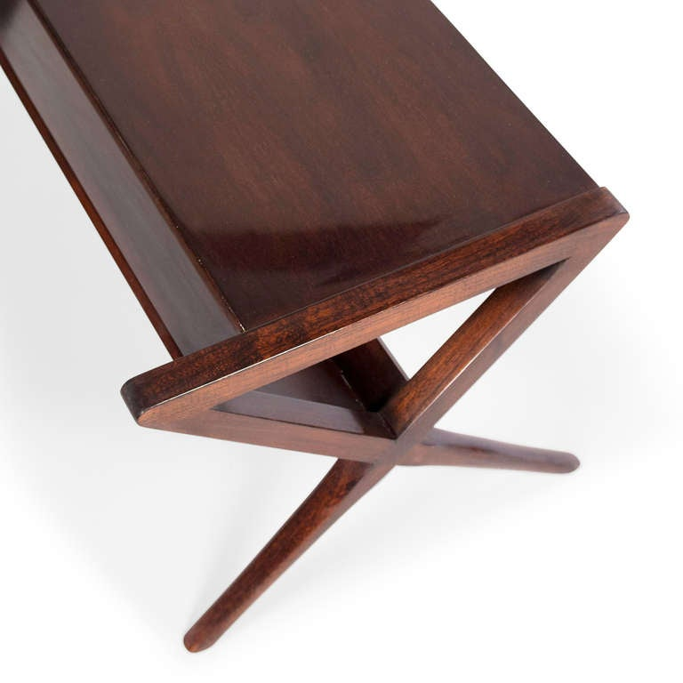 X form coffee table at 1stdibs for Html form table
