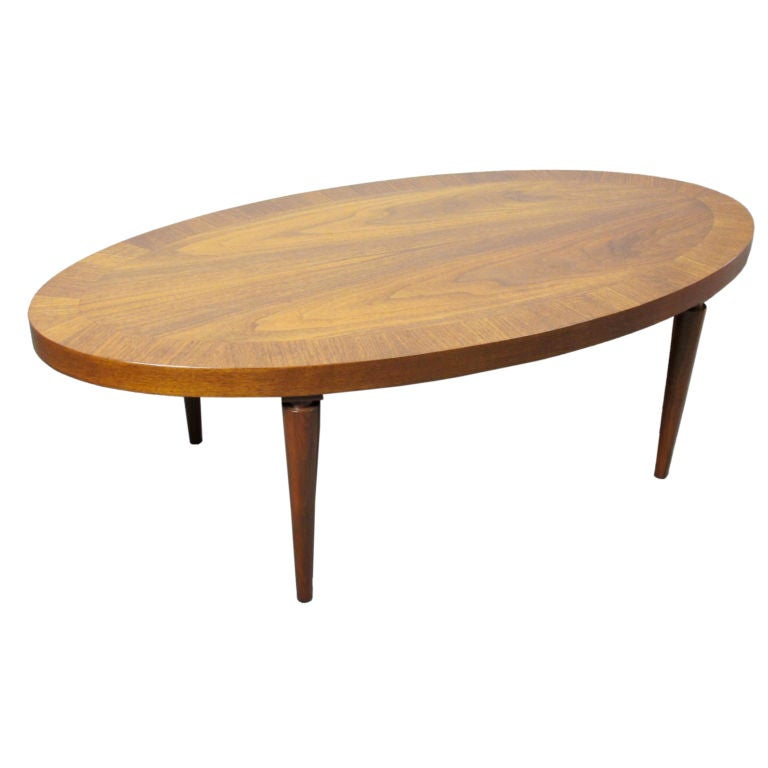 Robsjohn-Gibbings Cocktail Table for Widdicomb