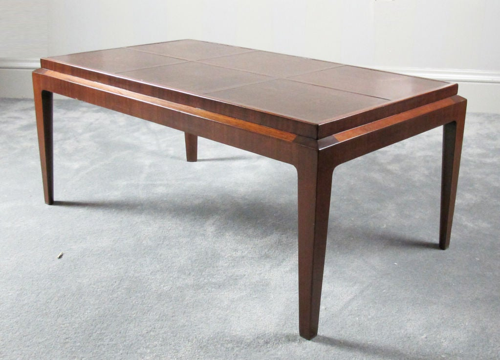 Elegant Leathertopped Cocktail Table For Sale At 1stdibs. Wood Desk Organizer With Drawers. Activity Tables For Toddlers. Mobile Office Desk. Poker Table Rentals. Old Chest Of Drawers. 2 Person Desk Ikea. Computer Desk With Rack Mounts. Tiny Corner Desk