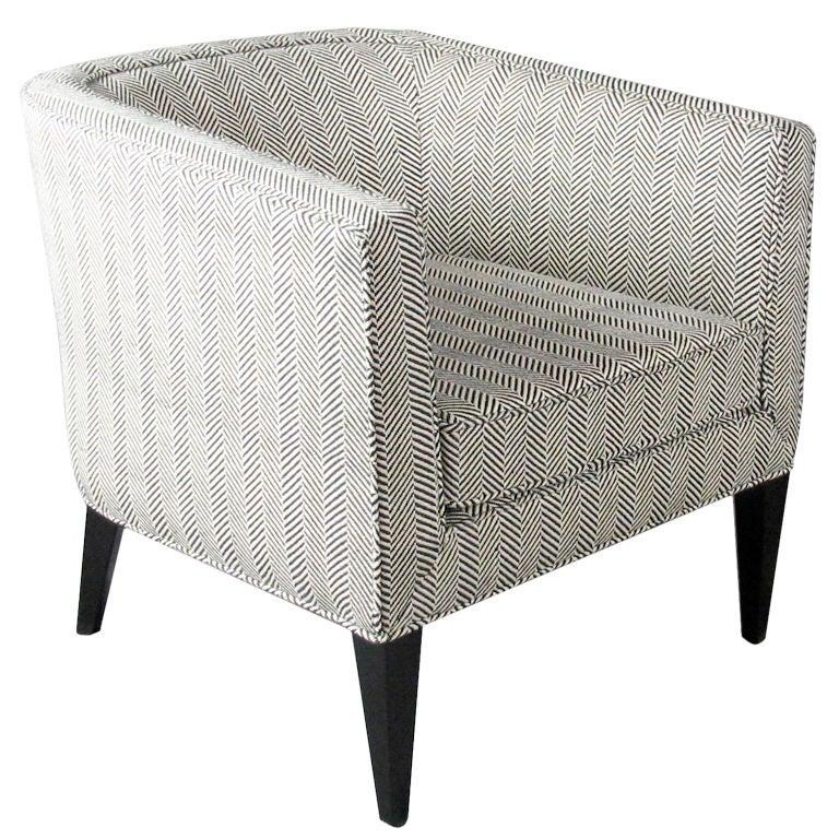 Early Dunbar Chair Designed by Edward Wormley