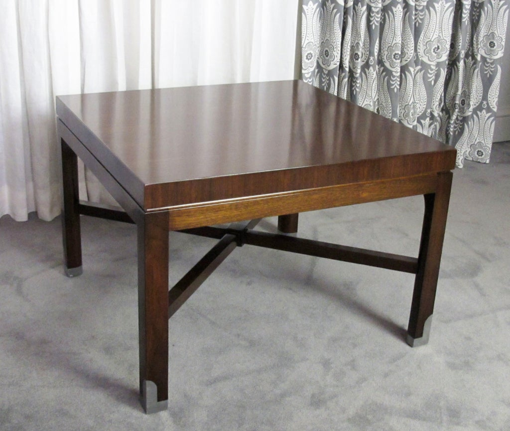 20th Century An Early Tommi Parzinger Table For Sale