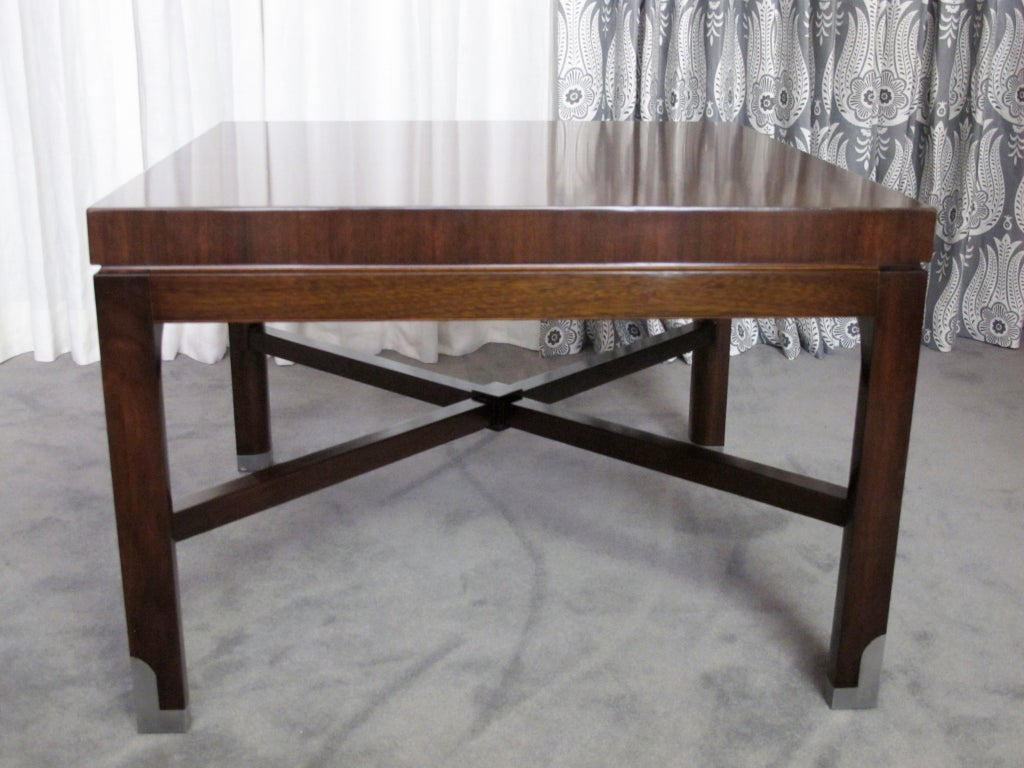 An Early Tommi Parzinger Table For Sale 4