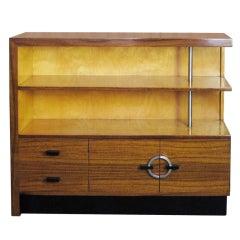 A Gilbert Rohde Bookcase