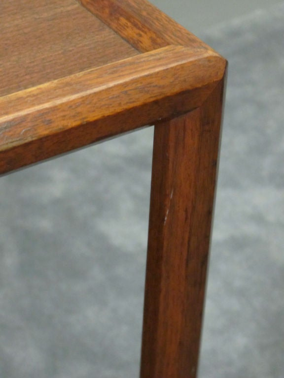 American Janus Table by Edward Wormley for Dunbar For Sale