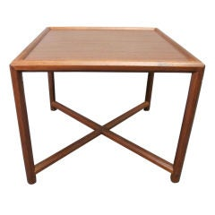 Janus Table by Edward Wormley for Dunbar