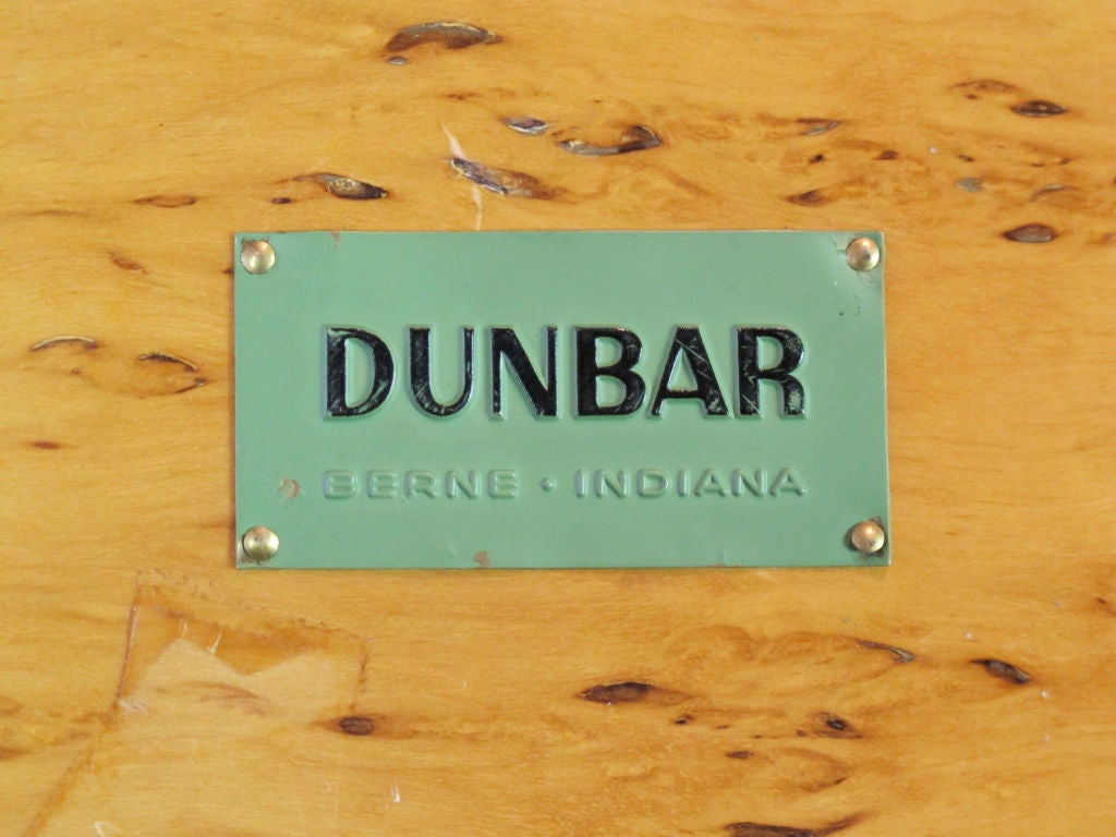 Early Dunbar Cocktail or Coffee Table Designed by Edward Wormley 6