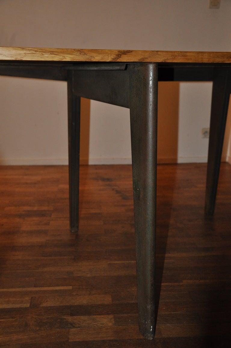 Desk by jean prouv233 at 1stdibs : DSC0189l from www.1stdibs.com size 768 x 1156 jpeg 91kB