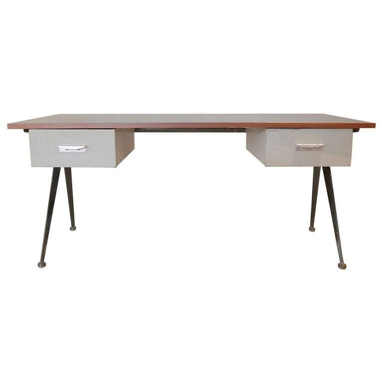 Desk by Jean Prouv233 at 1stdibs : 1047072l from www.1stdibs.com size 768 x 768 jpeg 14kB