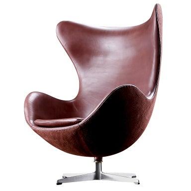 Fabulous Arne Jacobsen Lounge chair model - Egg