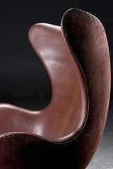 Fabulous Arne Jacobsen Lounge chair model - Egg image 2