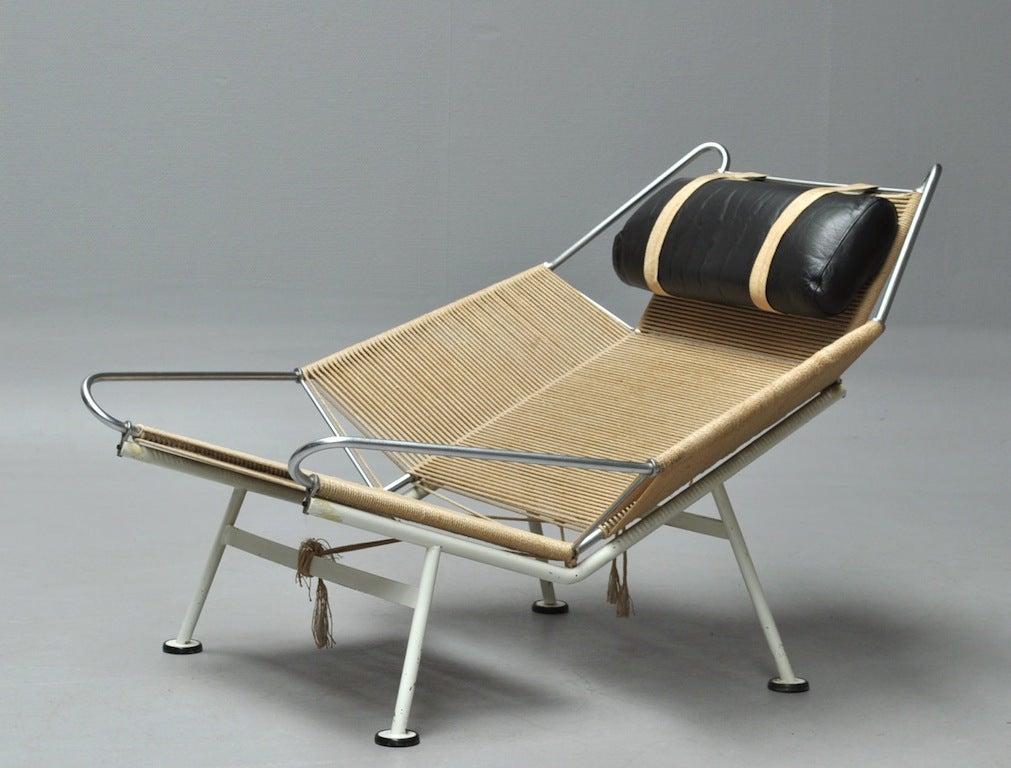Flag Halyard Chair By Hans J Wegner At 1stdibs