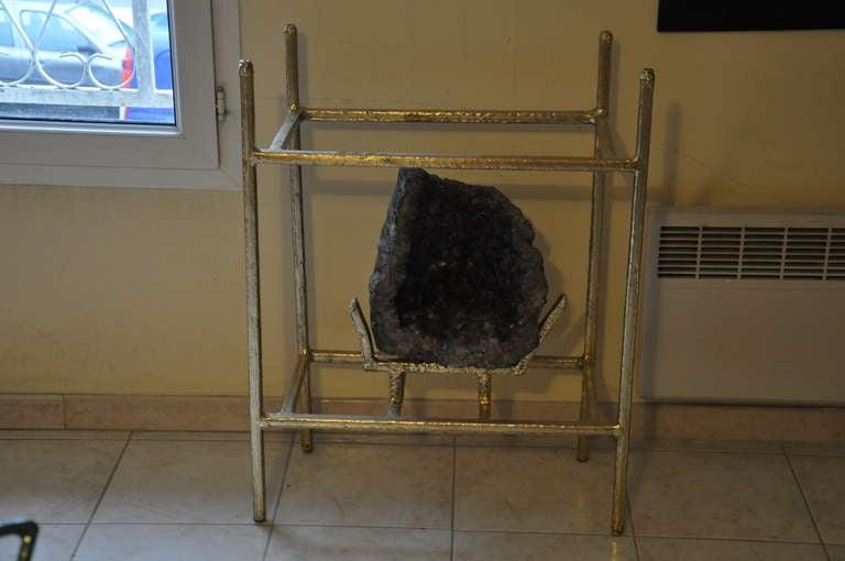 console by henri fernandez at 1stdibs. Black Bedroom Furniture Sets. Home Design Ideas