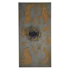 Pair Of Decorative Panels By Fernadez
