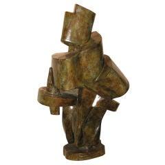 Sculpture by ROGER  DESSERPRIT (1923-1985)